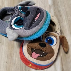 Puppy dog pal slippers